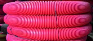 Chráničky Kopoflex červené Image